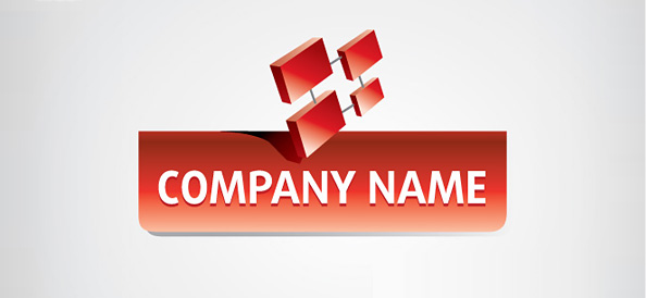 3D Business Logo Design - Free Logo Design Templates