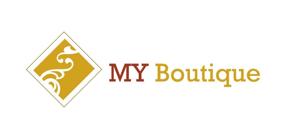 Boutique Free Logo Template