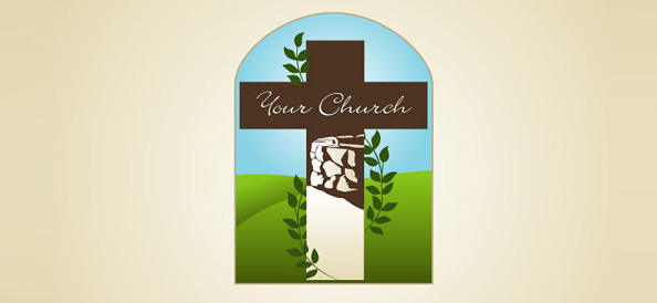 Church Free Logo Template