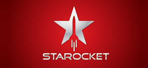 Creative Star Logo Design - Creative Star Logo Design