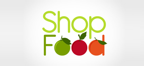 Food Shop Free Logo Vector Template