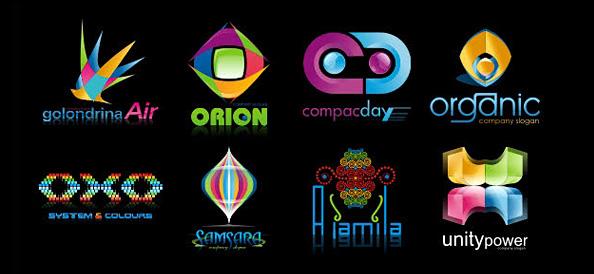 Free Logo Template Set 05
