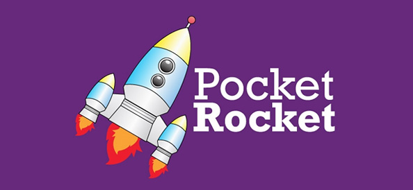 Rocket Logo Vector Design