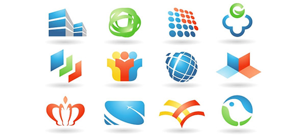 Business Free Vector Logo Set