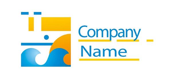 Business Company Logo Vector Design