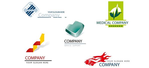 Business Free PSD Logo Designs
