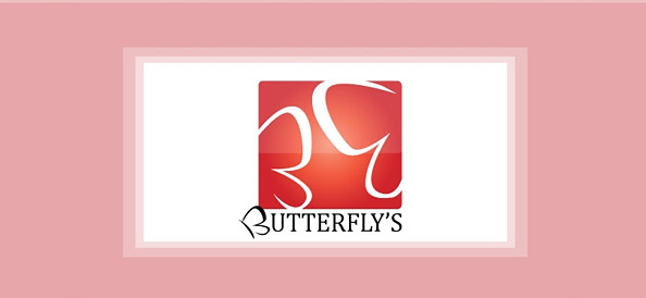 Butterfly Logo Vector Template