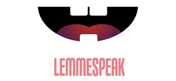 Communication Logo Template in Batman Style