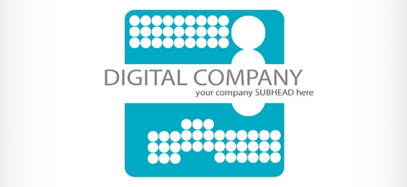 Digital Company Logo Design