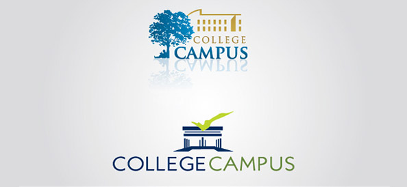 Free College Logo Design Templates