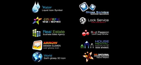 10 Free Vector Logo Templates
