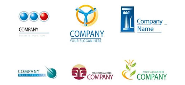 Free Logo Template Set 13