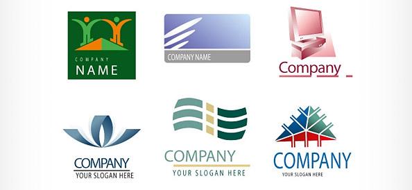 Free Logo Template Set 15