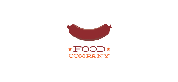 Logo Design Template for Food and Drinks