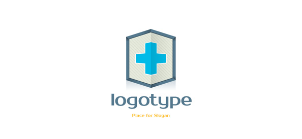 High Tech Logo Vector Template