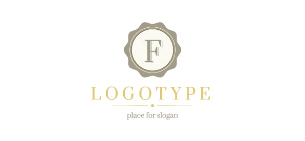 Retro Logo Design Template