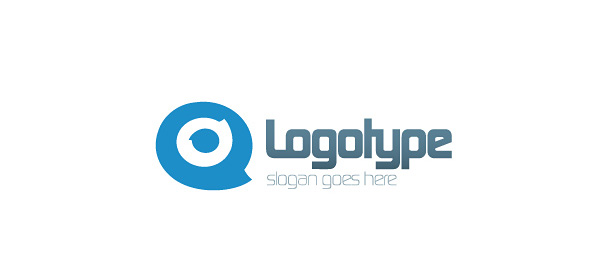Logo Design Template For Blog