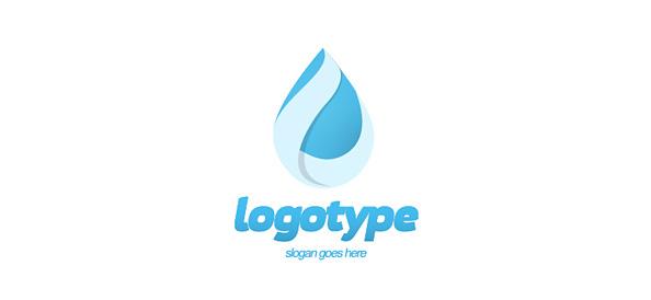 Water Logo Design Template - Free Logo Design Templates