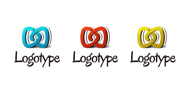 3D Logo Design Template