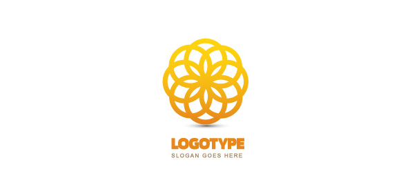 Circle Logo Vector Template