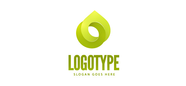 Free Green Logo Template