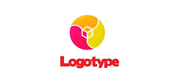 Free Logo Design in Circle Shape