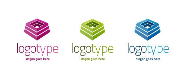 3d logos free logo design templates for Logo design online free 3d