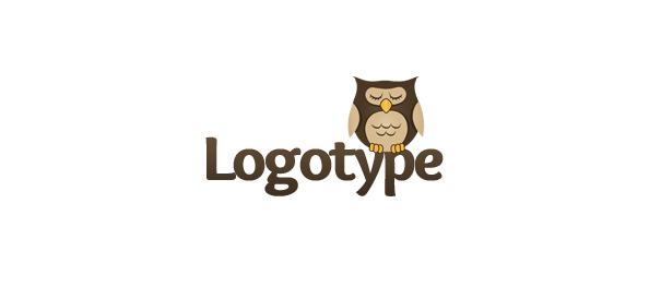 Owl Logo Design Template
