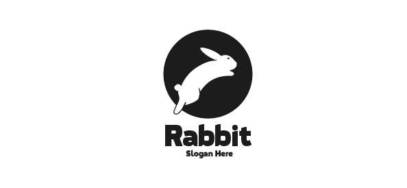 Rabbit Logo Design - Rabbit Logo Design