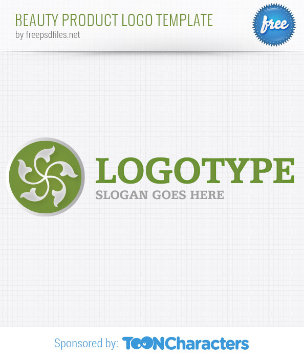 beauty product logo template free logo design templates