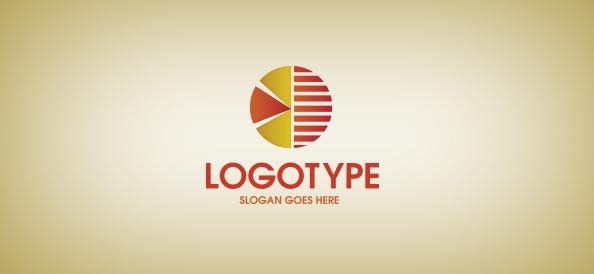 Statistics Logo Template